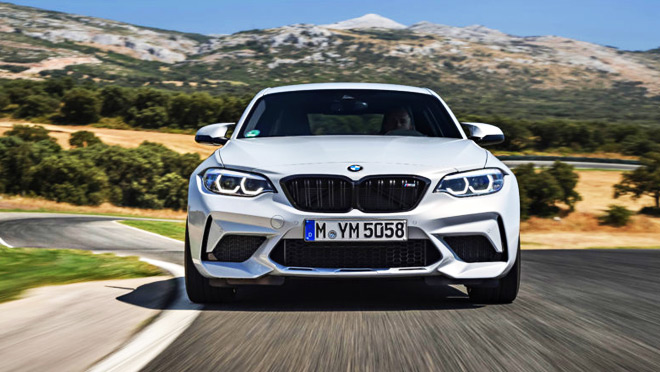 BMW M2 Test Drive