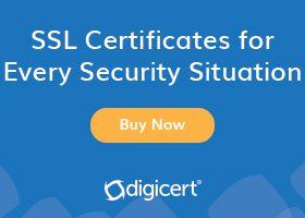 Digicert Multi-Dmain SSL