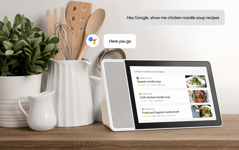 Google Assistant Smart Display