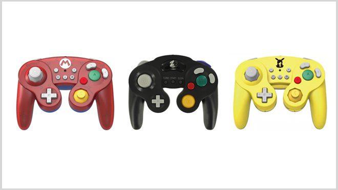 Hori GameCube Controller