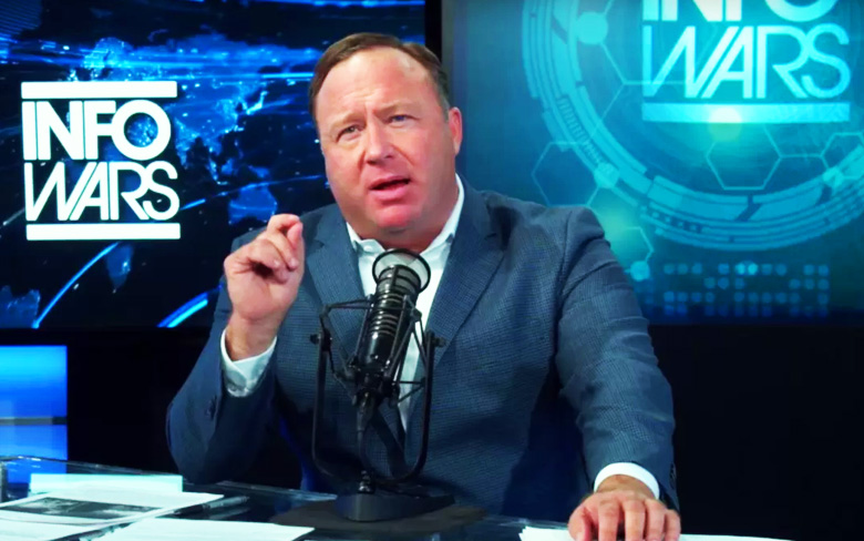 InfoWars Founder Alex Jones