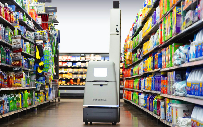 LG Invests in Robots