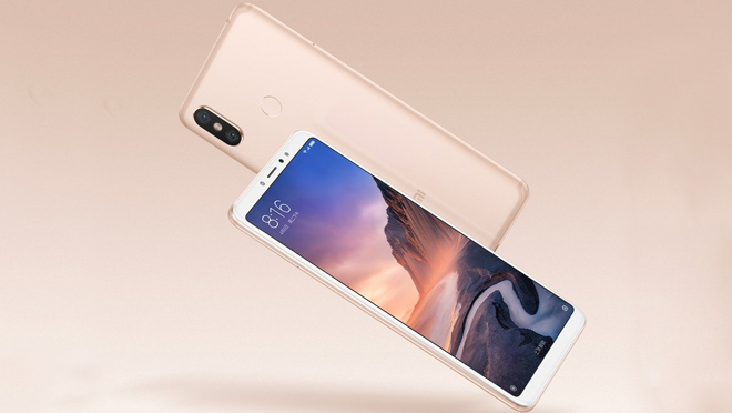 Mi Max 3 Specification
