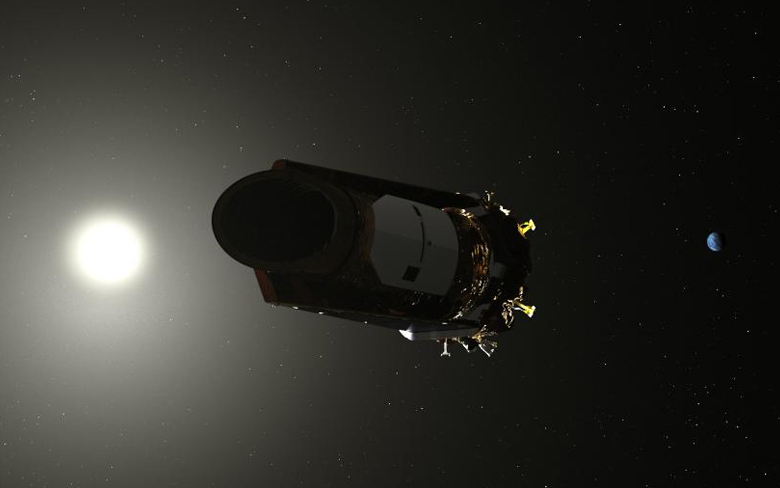 NASA Kepler Spacecraft