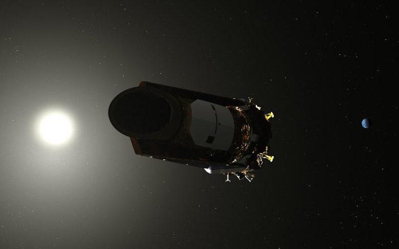 NASA Kepler Spacecraft