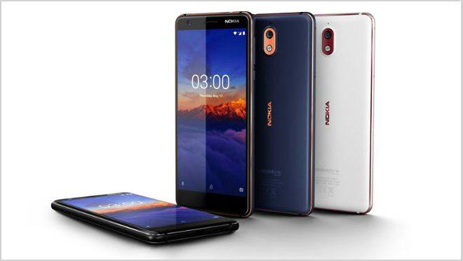 Nokia 3.1 India