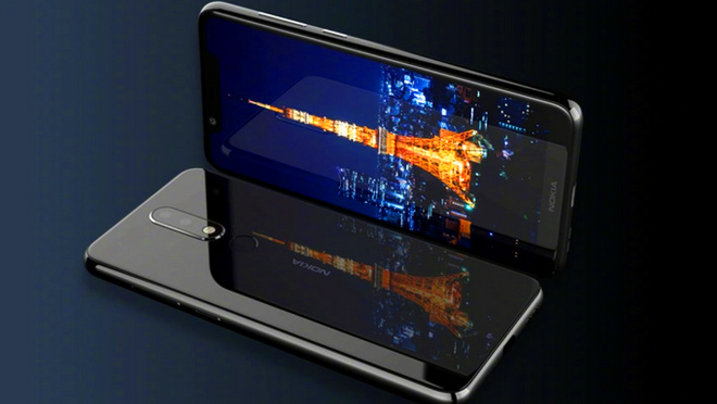 Nokia X5 Display