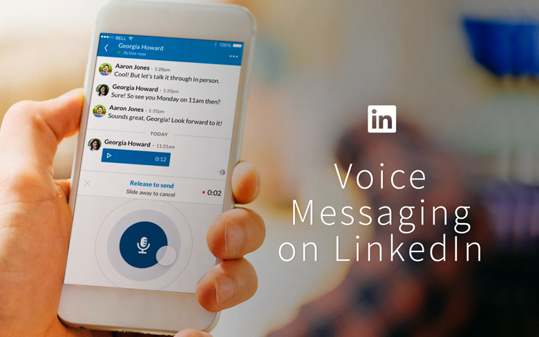 Voice Messaging on LinkedIn