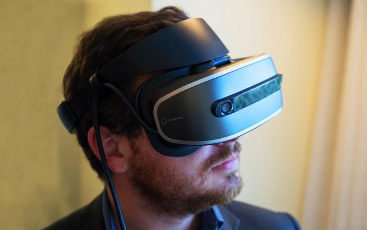 Windows VR Headsets