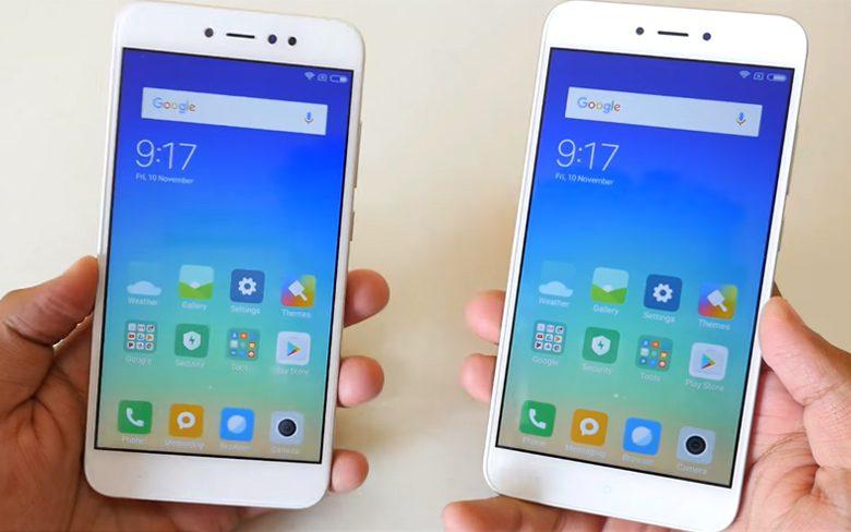 Xiaomi Y1 Smartphone