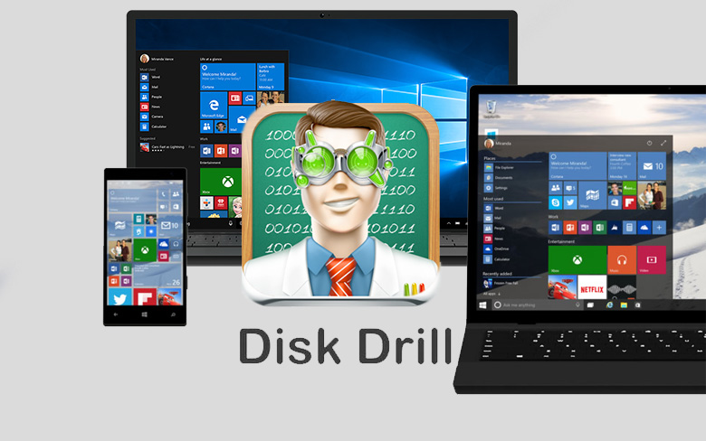 Disk Drill Software