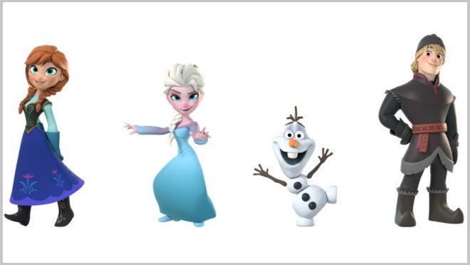 Frozen AR Emojis