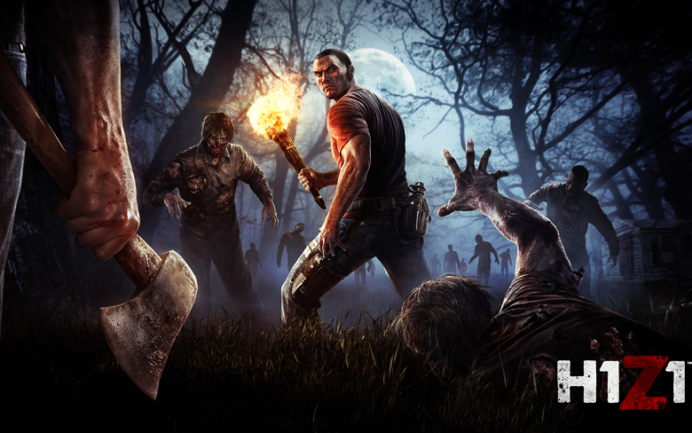H1Z1 PS4