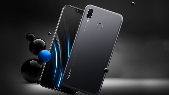 Honor Play Camera
