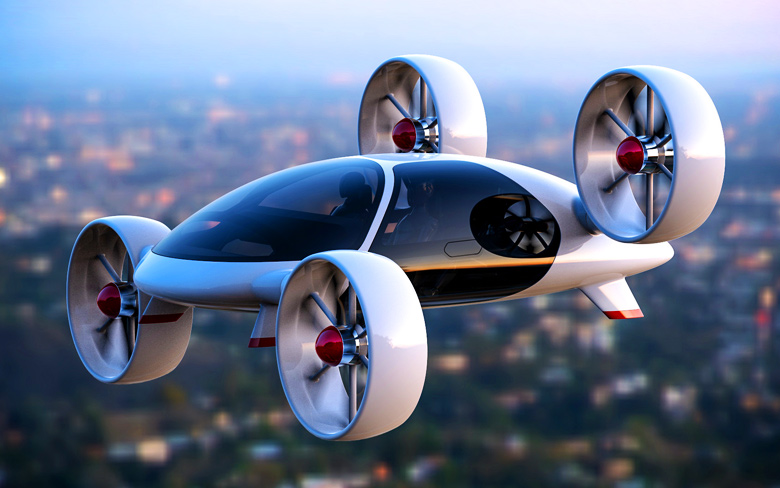 Japan Flying Taxi