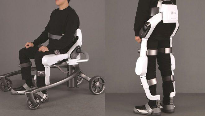 LG Human Robot