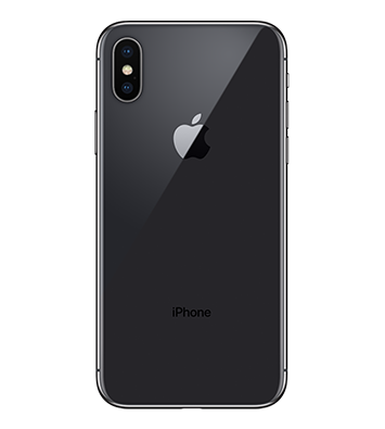 iPhoneX Back