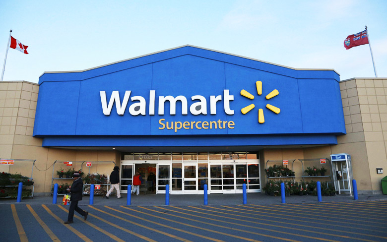 Walmart Blockchain Patent