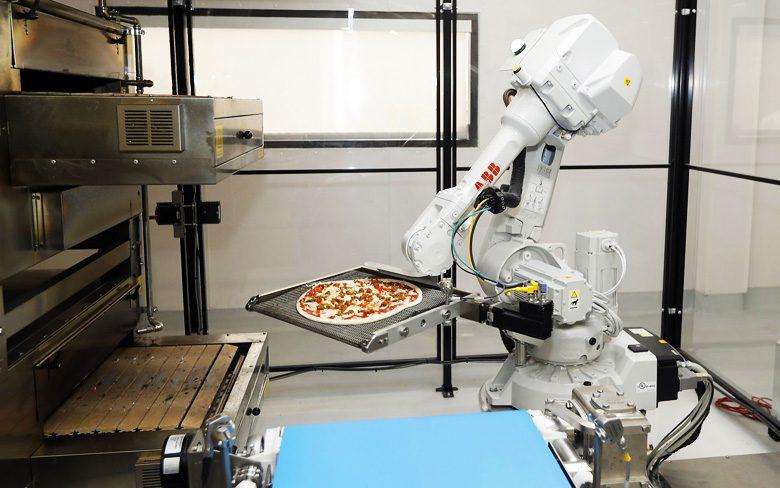 Zume Pizza Robots