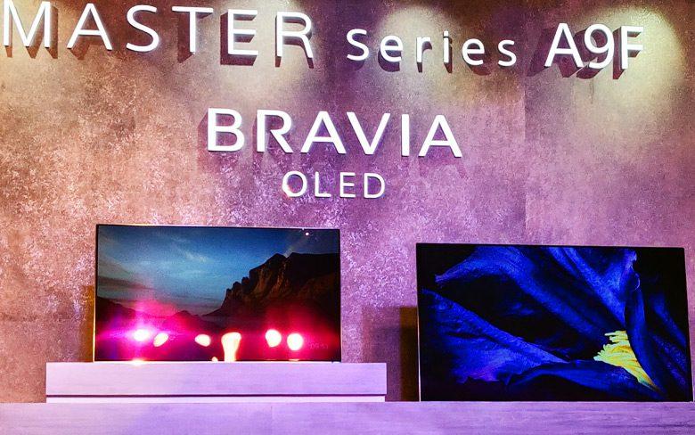 A9F Bravia OLED TV