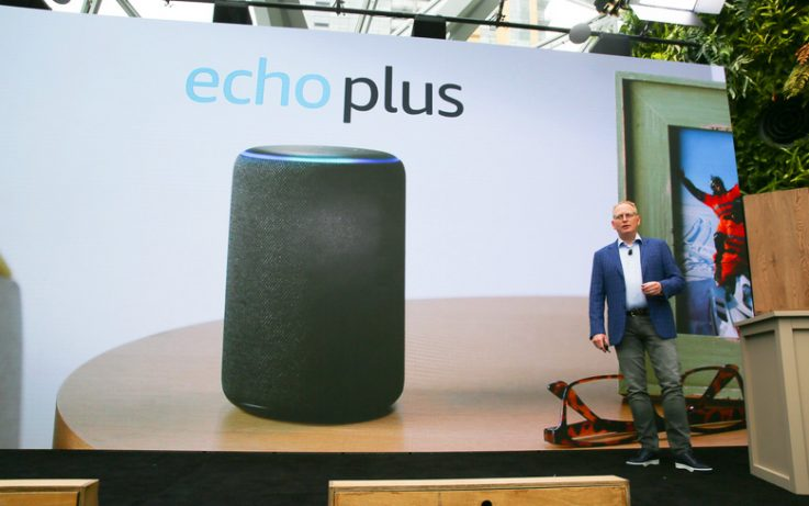 Amazon Launch Echo
