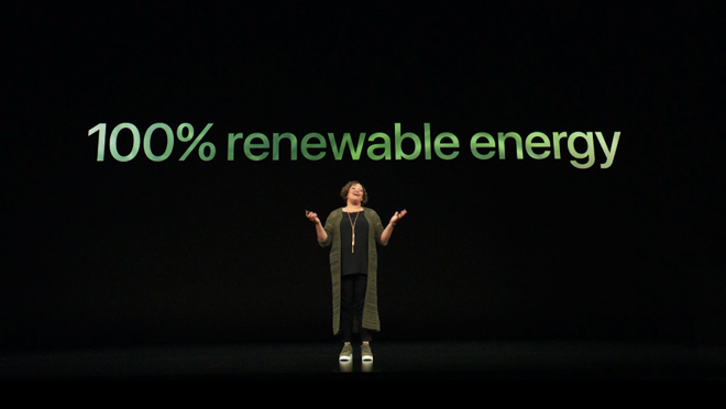 Apple Renewable Energy