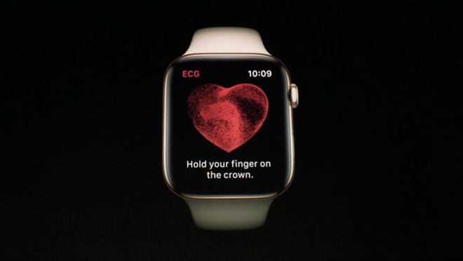 Apple Watch Series ECG