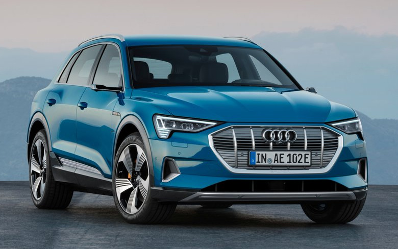E-tron: Audi's answer to Tesla's Model X