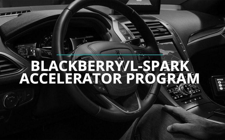 BlackBerry L-Spark Programme