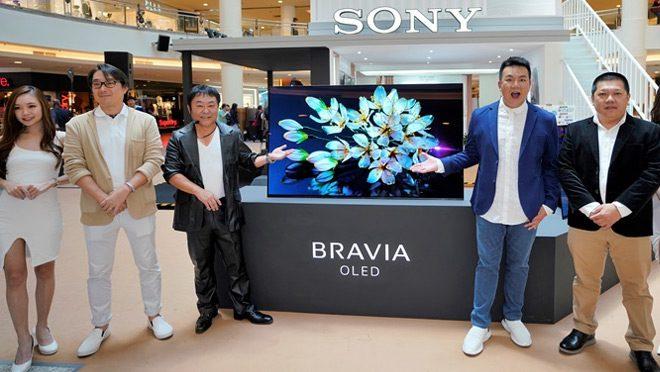 Bravia OLED Smart TV