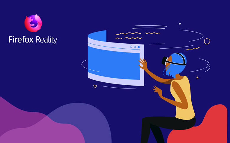 Mozilla's new Firefox Reality browser brings the web to your VR headset