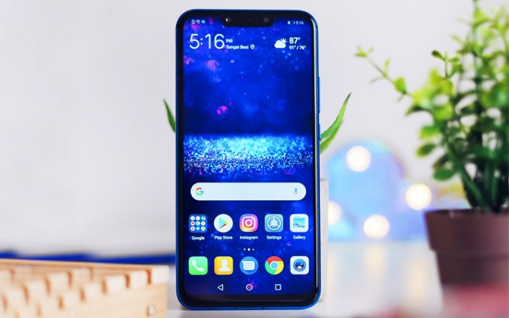 Huawei Nova 3i 6GB+128GB version officially launched for