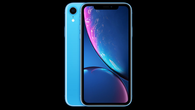 iPhone XR Display Show