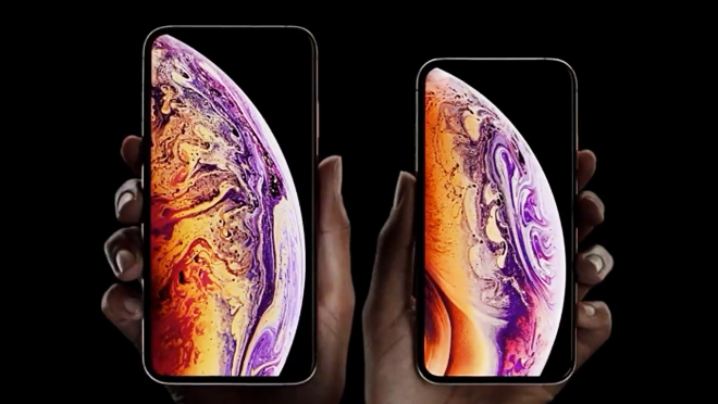 iPhone XS XS Max Display