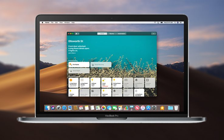 Apple's new software update, macOS Mojave, is available now