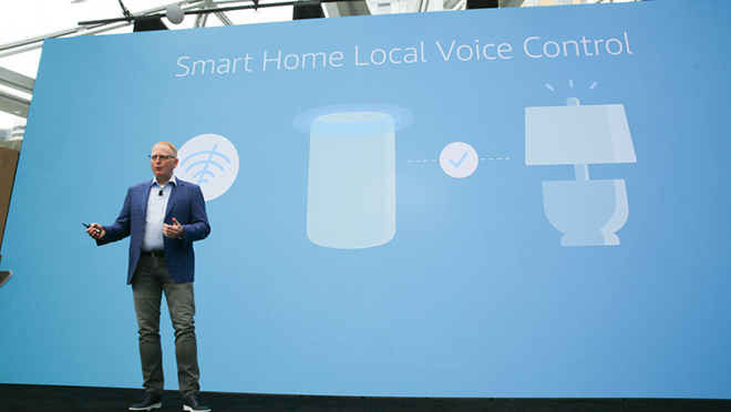 Smart Home Voice Control