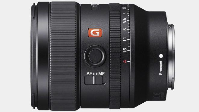 Sony G Master Prime Lens