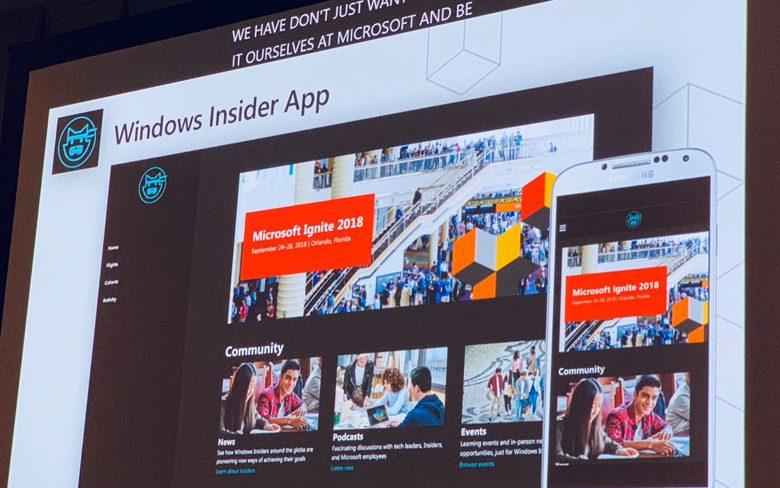 Windows Insider App
