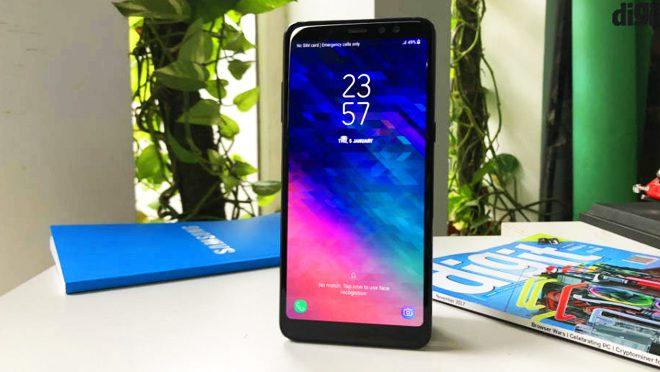 Amazon Galaxy A8+