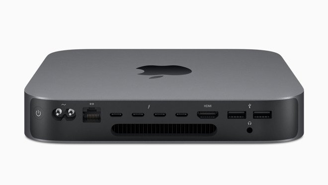 Apple Mac Mini Port