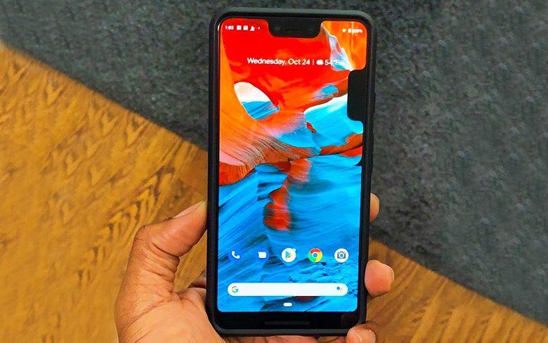 Google Pixel 3 XL Bug