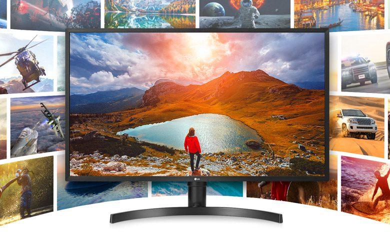 LG 4K HDR Monitors