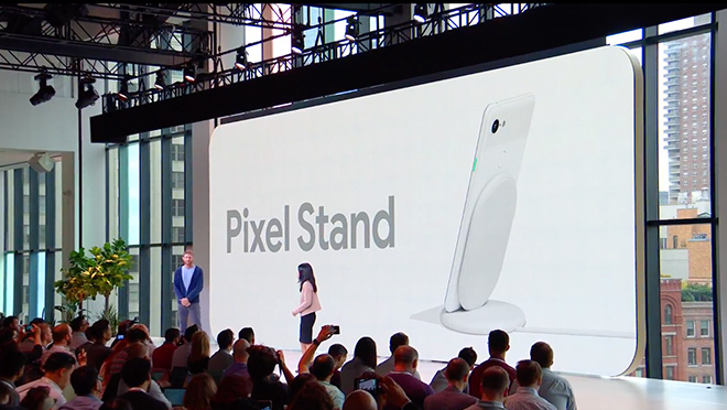 Pixel Stand Wireless Charger
