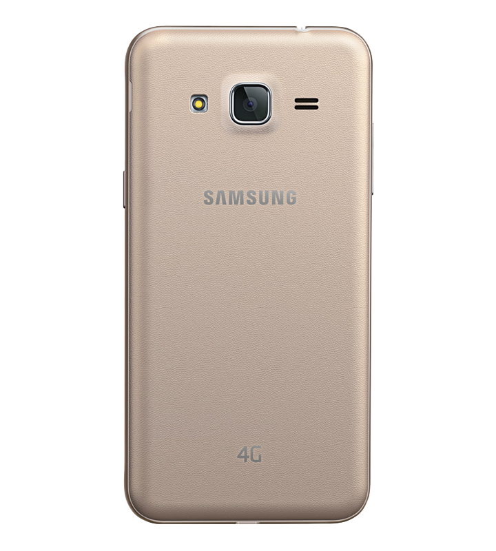 Samsung Galaxy J3 2016 Back