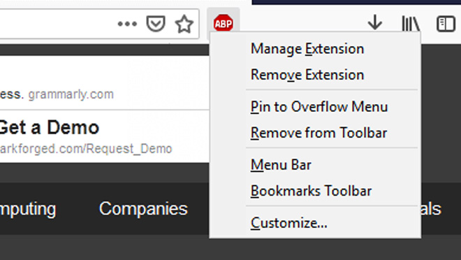 Firefox Extension