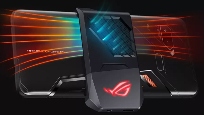 Gaming Centric Asus ROG Phone