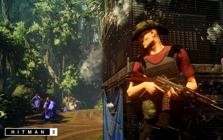 Hitman 2 To Launch Next Week On Xbox One And Others Gold