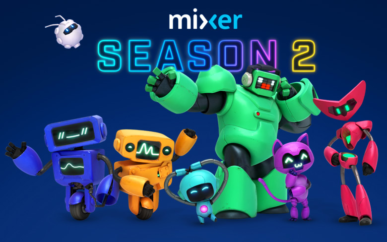 Microsoft Mixer Season 2
