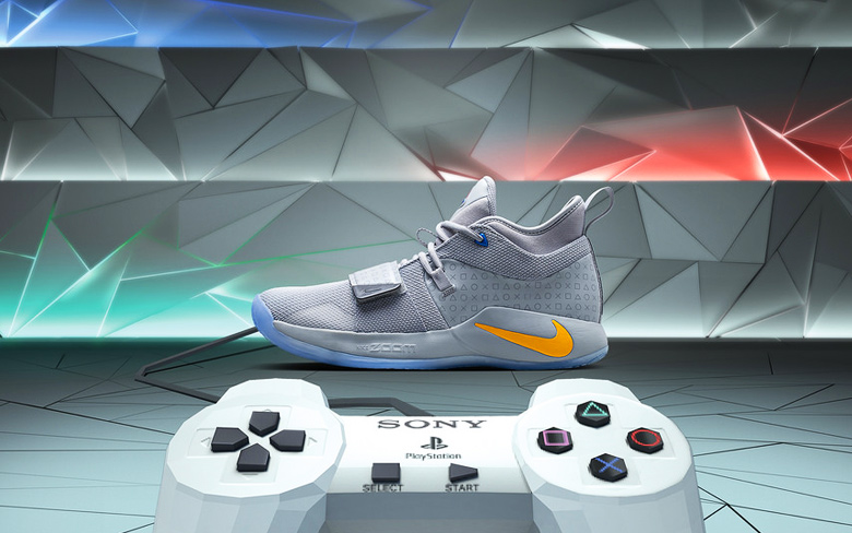 PlayStation Paul George
