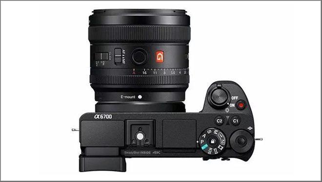 Sony A6700 Camera